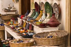 Vaisselle marocaine artisanale - KaravaneSerail