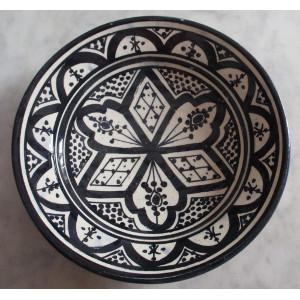 Vaisselle artisanale marocaine