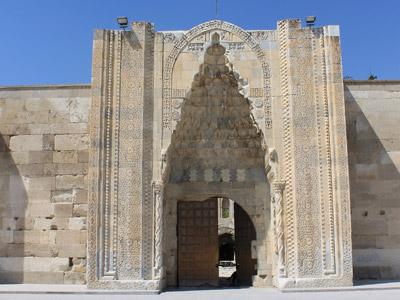 Caravansérail Sultanhani chez KaravaneSerail, Crédit photo LVA