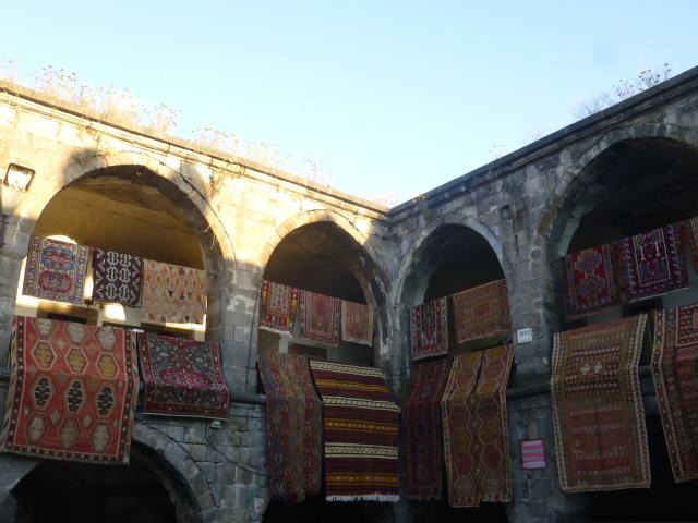 Caravansérail de Kayseri chez KaravaneSerail