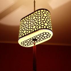 Lampe orientale Alanya à positionner dans un couloir, un escalier ou un salon