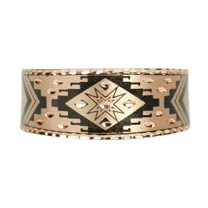 Entretien d'un bracelet en cuivre Feriel par KaravaneSerail