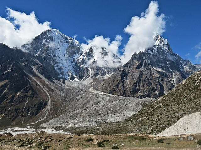Himalaya et Pashmina