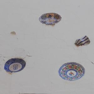 Céramiques en décoration de façade par KaravaneSerail