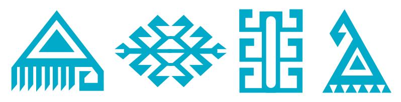 Kilim, motif et symbole - Scorpion
