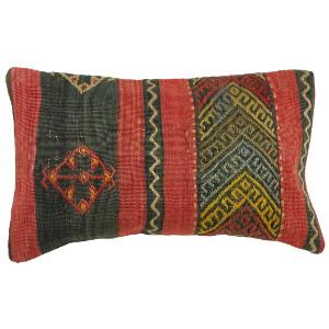 Coussin kilim oriental par KaravaneSerail