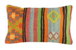 Décoration turque, coussin kilim par KaravaneSerail
