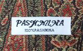 Etiquette 100% pashmina