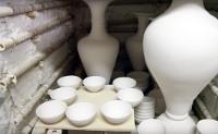 Fabrication Ceramique Ottomane 06 Cuisson
