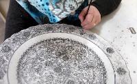 Fabrication Ceramique Ottomane 07 Dessin Calque