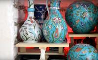 Fabrication Céramique Ottoman 11 Cuisson glaçure