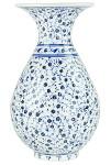 Idée cadeau artisanal : Vase en céramique orientale ottomane par KaravaneSerail